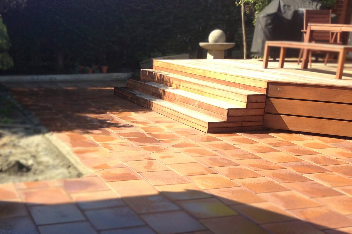 Landscape pavers, Qualified Stonemason