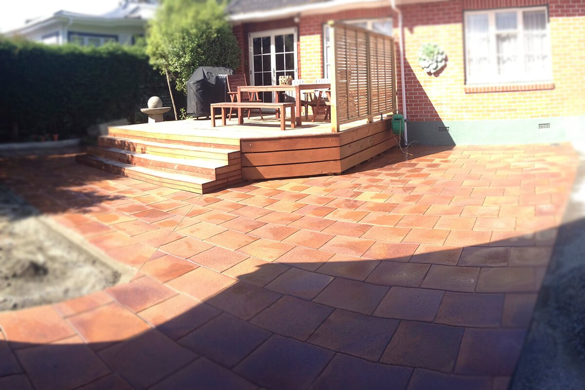 Patio Pavers, Qualified Stonemason